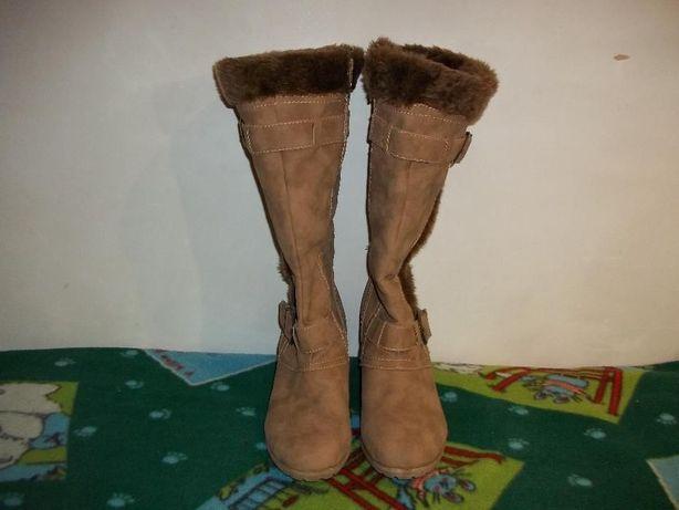 Жіночі замшеві чоботи демосезонні женские замшевые демисезонные сапоги  Батыев - изображение 1 bdf1fcb40c7bc
