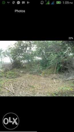 A plot of land at aragba close to usiefrun road Udu - image 1