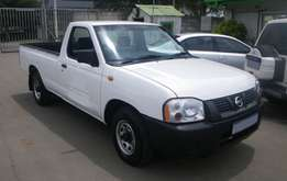 Nissan Hardbody NP300 2.0i single cab