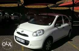 Nissan micra 1.2+ 5dr