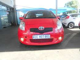 2007 Toyota Yaris T3 spirit for sale for R80000