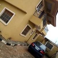 Newly Built 2bedroom flat at Ayobo closed to bus stop