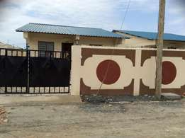 Eloquent 2 bedroom Own compound Bungalow FOR SALE Kiembeni