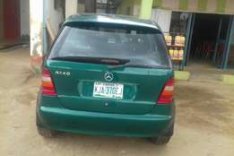 One year used 2003 model Benz A140