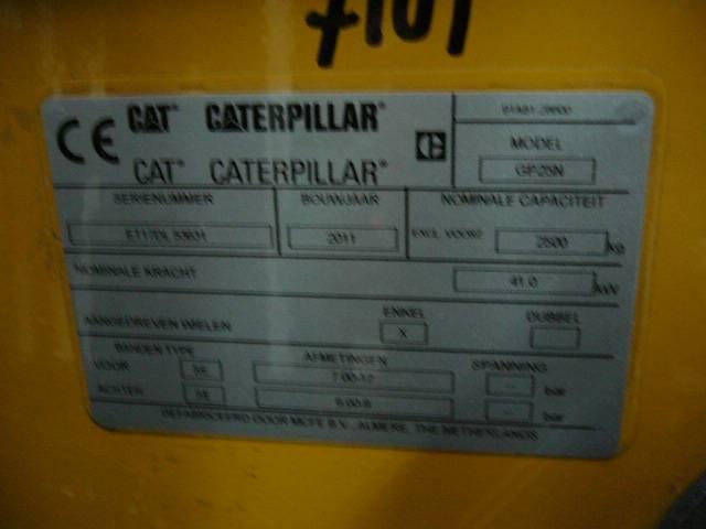Catepillar  GP25N - 2011 - image 9