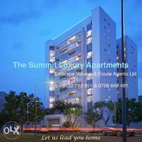 The Summit Luxury Apartments with Fitted Kitchen & Choice Amenities