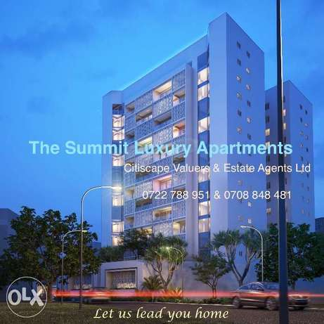 The Summit Luxury Apartments with Fitted Kitchen & Choice Amenities Kileleshwa - image 1