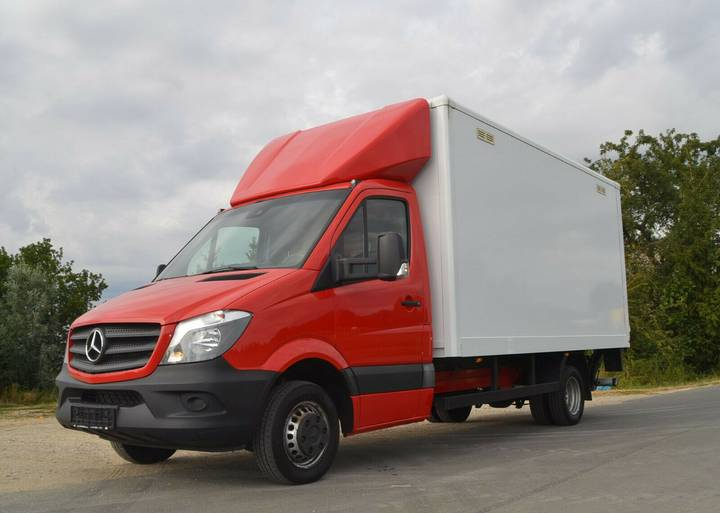 Mercedes-Benz Sprinter 516 Koffer LBW - 2016