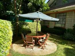 2 bedrooms fully furnished in Ridgeway's