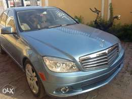 accident free C300 4matic mercedez-benz 2010 model for 4.95m