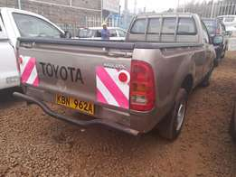 Toyota Hilux, 2010 single cab huh