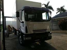 IVECO New Eurocargo volume body truck for sale
