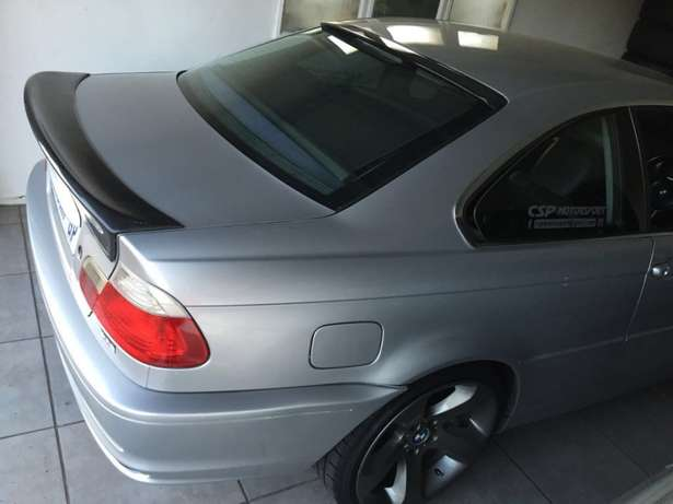 BMW E46 Coupe and sedan Accessories CSP Motorsport (Pty)Ltd Boksburg - image 6