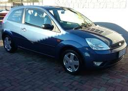 Ford fiesta 1.4i trend 3dr