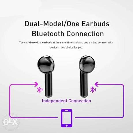 AWEI TWS T26 Wireless Headphones Bluetooth Earphone Auriculares Blueto الرياض -  3
