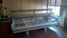 Butchery display units - excellent condition!!