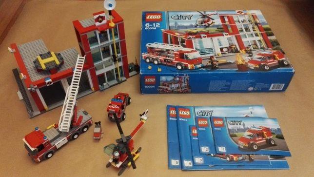 Lego City Straż Pożarna Zestaw Bielsko Biała Olxpl