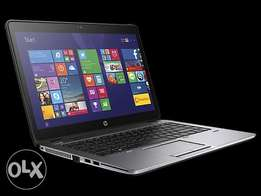 hp laptop 840 g1 core i5