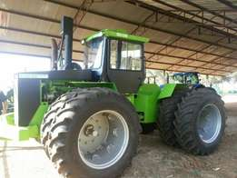 Agrico 4+ 250 Tractor