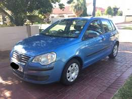 2009 Polo 1.6 Trendline in immaculate condition