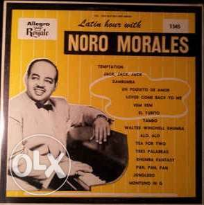 Noro Morales–Latin Hour With Noro Morales