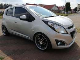 Chevrolet spark 1.2 one of a kind!