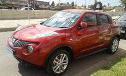 2012 Nissan Juke 1.6 Acenta+ Still In A Very Good Condition For Sale