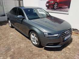 2014 Audi A4 1.8T SE ( 6spd ), 52 000 km for only R 249 995