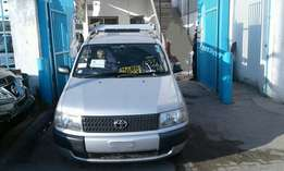 Toyota probox 2009 model higher purchase deposit 450 for 12 months