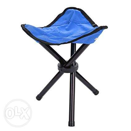 Brand New Tripod Folding Chair