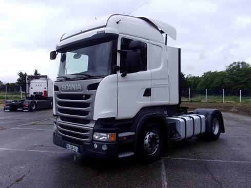 Scania R410 - 2015
