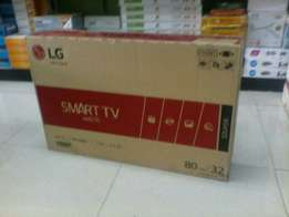 32'' Lg smart tv available