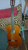 classical nylon string guitar