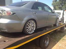 2008 Madza 6 MPS code 2 stripping for spares