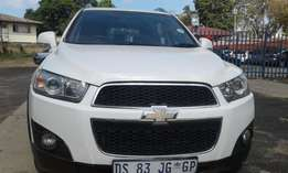 Chev Captiva 7Seater Family CAR Automatic