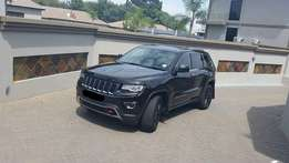 Mint condition Jeep Grand cherokee 2014 diesel