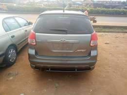 Newly imported 2004 model Toyota matrix in an excellent working condit