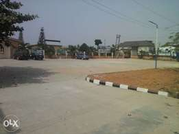Big Event Centre and Lounge on 6plots along Isheri Lasu rd For Sale