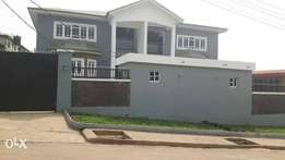 4bedroom Duplex with a security house and bQ for rent at kemta housing