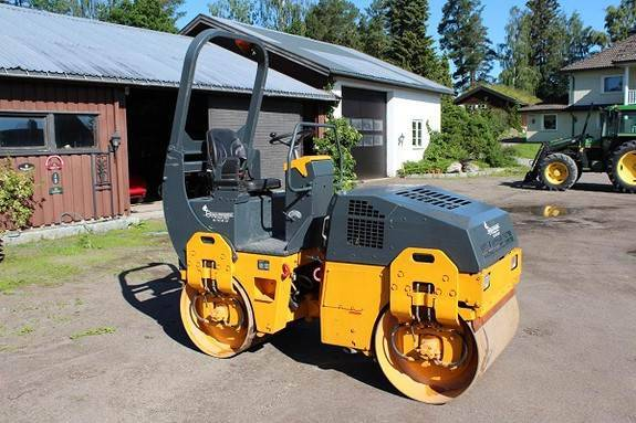BOMAG Bw100ad-3 Vals - 2002