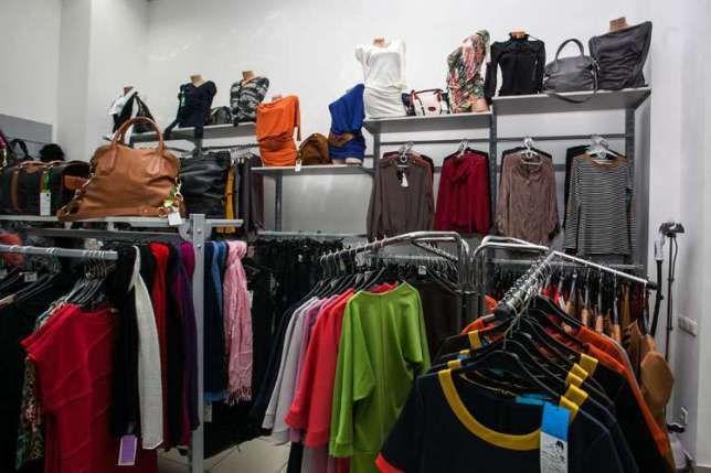 Розпродаємо торгове обладнання (стелажі та стійки) під одяг або взуття Киев  - изображение 4 780b036d874d3