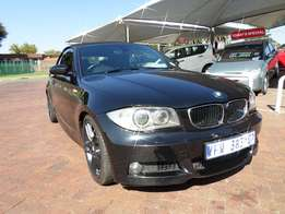 2009 BMW 120i Convertible