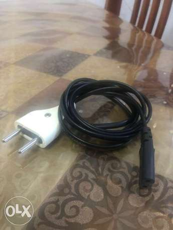 Custom made high quality two pin(female type)charging cable