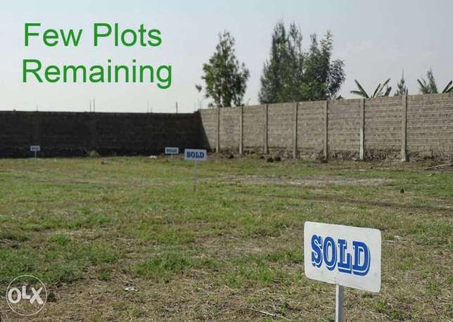 40*80 gated plots, 800 metres off the Eastern bypass near Kamakis, Ruiru - image 1