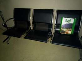 3 Seaters Visitor's Chair