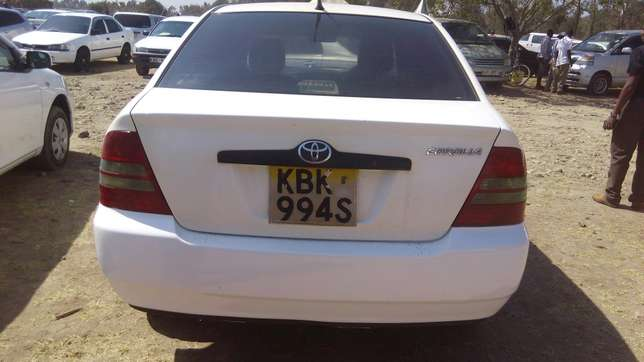 Toyota nze for quick sale Baba Dogo - image 2