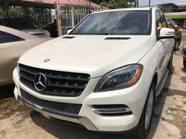Mercedes Benz ML350 4matic 2013