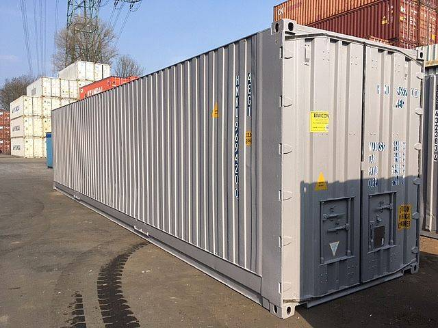 40ft.HC Lagercontainer Materialcontainer Container