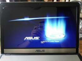 Asus N75S High end Design / Multimedia Notebook Laptop. Lots of extras