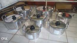 Aluminium cooking Ware Set